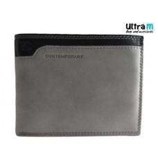 Muški novčanik Enrico Coveri 718-292 sivi