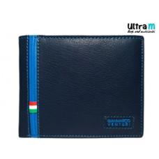 Muški novčanik GianMarco Venturi 85842 teget