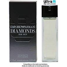 ARMANI DIAMONDS 75ML EDT MEN