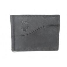 Muški novčanik Harvey Miller Polo Club 7331-B018 sivi