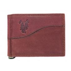 Muški novčanik Harvey Miller Polo Club 7331-B018 braon