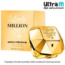 PACO RABANNE MILLION 80ML EDP WOMAN